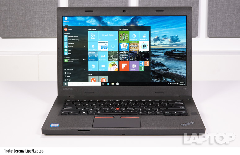 Lenovo ThinkPad T460p display