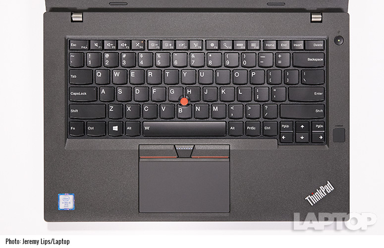 Lenovo ThinkPad T460p screen